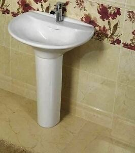 whole sale 700 box ceramics+19 Basin with Full Pedestal+4bidet Peterborough Peterborough Area image 9