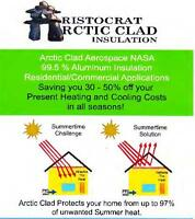 It's a Great Time to Think Insulation! For you to Be Comfortably