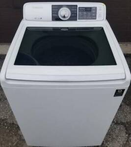 Samsung large capacity washer, 12 month warranty