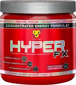BSN-HYPER-FX-Pre-Workout-Power-Energy-Testosterone-Booster-30-Servings