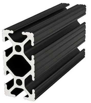 8020 1020-black-72 Framing Extrusiont-slotted10 Series