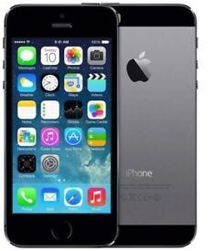 iPhone 5s New Condition No Offer