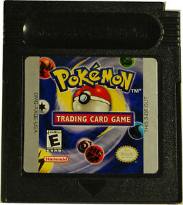 Pokemon Trading Card Game for Game Boy