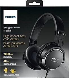 Philips SHL 3260 Brand New Headphones Sealed