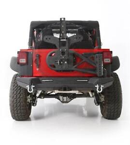 Smittybilt Gen2 Tire Carrier@ OFFROAD ADDICTION London Ontario image 1