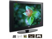 "40"" inch SAMSUNG LCD HD TV WITH BUILT IN FREEVIEW*** DELIVERY IS POSSIBLE***"