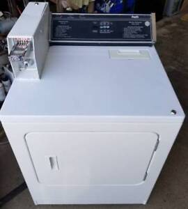 Inglis Commercial Coin dryer, 12 month warranty