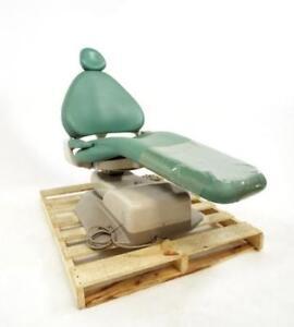 Adec Cascade 1040 Dental Chair Refurbished Used Equipment