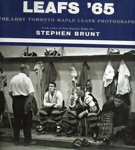 TORONTO MAPLE LEAFS LEAF'S 65 EARLY YEARS LOST PHOTOS NEW
