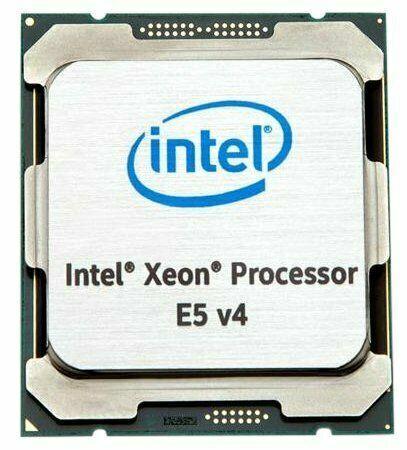Intel E5-2643 V4