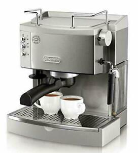 De'Longhi EC702 15 bar Stainless Steel Espresso And Cappuccino M