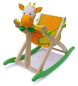 I'm Toy Brand Soft Rocking Giraffe