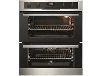 Electrolux EOU5420AAX Built Under Twin Cavity Oven Electric