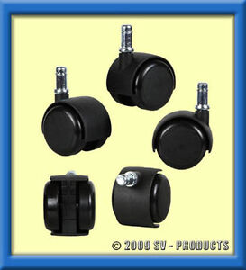 Hardwood Floor Office Chair Replacement Casters 138