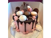 ***Free delivery cake and cupcakes*** (See details)