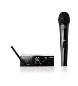 NEUF* AKG WMS40 MINI *WIRELESS MICROPHONE* BIG SALE* 95$