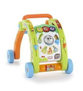 Little Tikes Light And Go 3-in-1 Activity Walker - like new