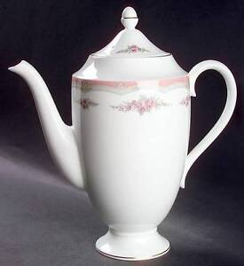 coffee pot for Rosalie by Wedgwood