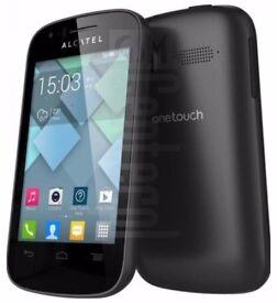 Alcatel 4015D Smart Phone - Good Condition