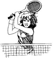 Women's Tennis League - Beginner to Intermediate - Starts May 8