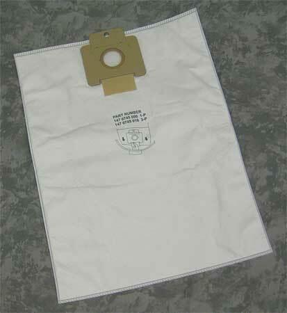 Nilfisk 1470745010 Disposable Bag,Pk3