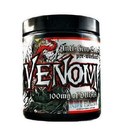 Venom Pre-workout CHOOSE FLAVOR + FREE SHIP