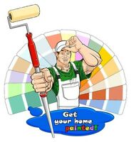 PAINT SPECIAL 3 rooms- $589 incl.paint HB TECH painting 649-6285