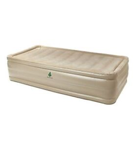 Woods™ Memory Foam with Integrated Pump Twin Air Mattress