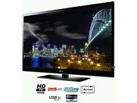 LG 50 inch FullHD 600Hz tv with DLNA, Internet and Freeview HD