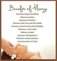 Male Massage Therapist (Certified and Licensed).