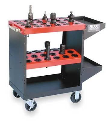 Huot 13950 Cnc Toolscoot 50 Taper Black Steel