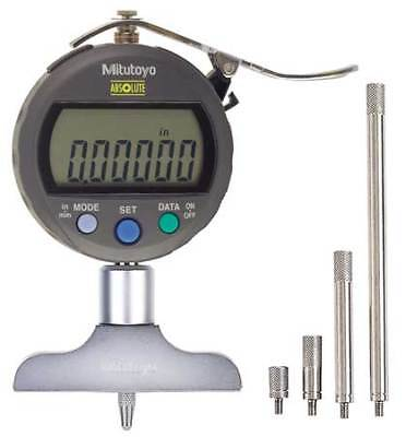 Mitutoyo 547-217s Electronic Digital Depth Gage0 To 8 In