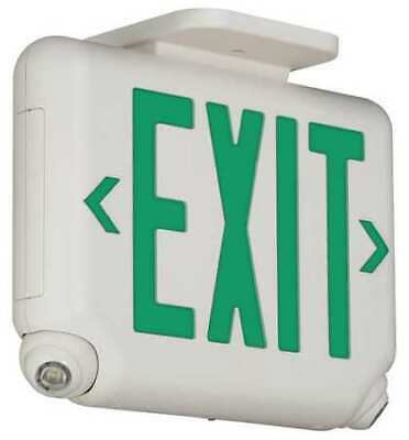 Hubbell Lighting - Dual-lite Evcugw Hubbell Lighting Duallite Led Exit Sign