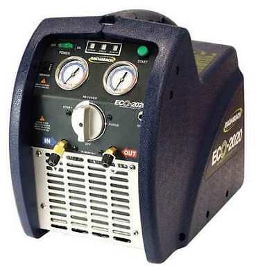 Bacharach 2020-8001 Refrigerant Recovery Machine115v1 Hp