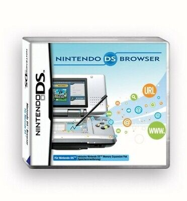 Nintendo DS™ Browser