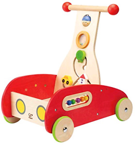 New with box Hape Wonder Wagon wood walker