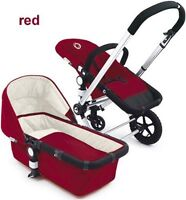 Bugaboo Frog Red Stroller- Poussette Rouge