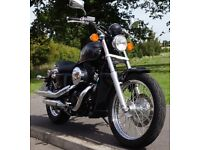 2010 HONDA VT750 SA SHADOW / HPI & MOT / LOW MILEAGE / dragstar (FREE DELIVERY)