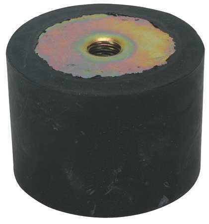 Zoro Select 2Npd4 Vibration Isolator,180 Lb Max,3/8-16