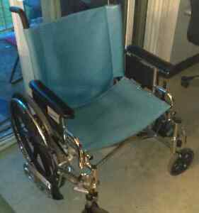 Used Wheelchair - Trading for TV with HDMI(any size)