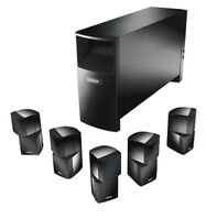 Used Bose Acoustimass 15 Home Theatre System With Stands
