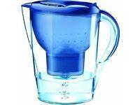 Brita Marella XL Blue Water Filter Jug