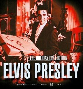 THE HOLIDAY COLLECTION ELVIS PRESLEY 3 CD SET (NEW)