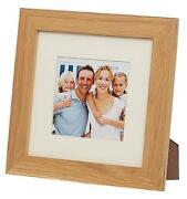 Solid Oak Picture Frame