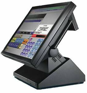 "VGC PARTNER PT-5700 15"" All-In-One LCD Touchscreen POS Terminal"