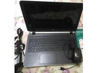 HP pavilion 15 Notebook PC w Miscrosoft office 10 and antivirus