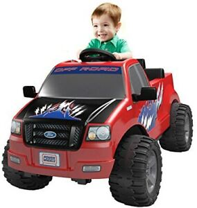 Fisher Price Power Wheels Ford Lil F-150