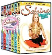 Sabrina The Teenage Witch DVD