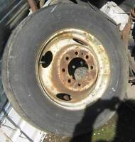 WANTED , *  TWO Steel 16 inch dually wheels 8 Bolt type