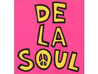 2 X TICKETS FOR DE LA SOUL @ ROUNDHOUSE - Great Seats - Sold Out Show